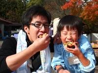 1124ピザおいしい!.JPG
